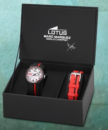 LOTUS COMUNIONES Elige el pack de Lotus especial Comunión que más te guste. Entre los pack de niño destaca el especial de Marc Márquez que viene con una correa de regalo: http://www.todo-relojes.com/marca.asp?marca=15 #relojes #Lotus #PrimeraComunión