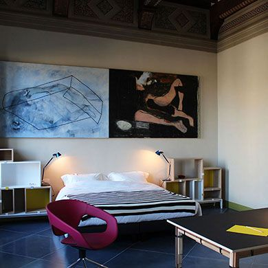 Suite 4 - Hotel Palazzetto Rosso