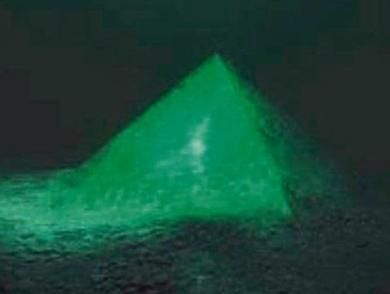 Pyramid Discovered in Bermuda Triangle?  MAYBE, MAYBE NOT!