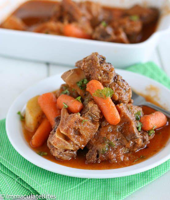 oxtail stew oxtail ramen hawaiian oxtail soup oxtail bourguignonne ...