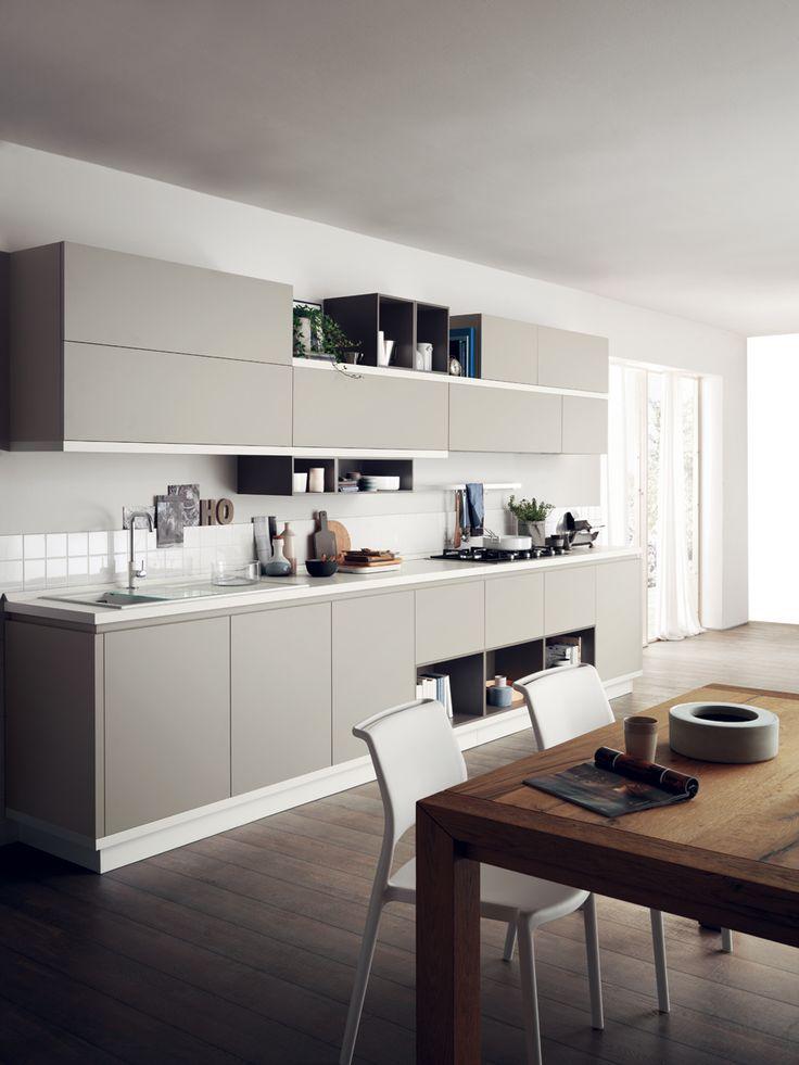 Decorative melamine finish for a trendy interior