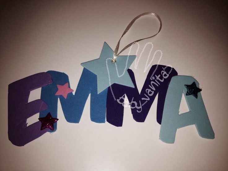 https://m.facebook.com/babyvanita Fommy foamy crepla decorazioni cameretta bambini fiocco nascita baby gift Emma stella star