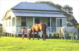 queensland farmhouse horses