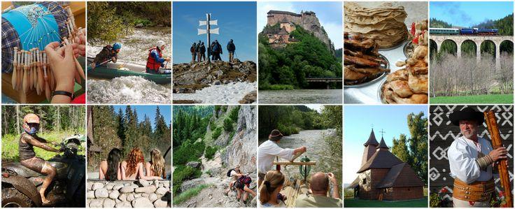 VAGABOND.sk - Enjoy the real Slovakia with us.