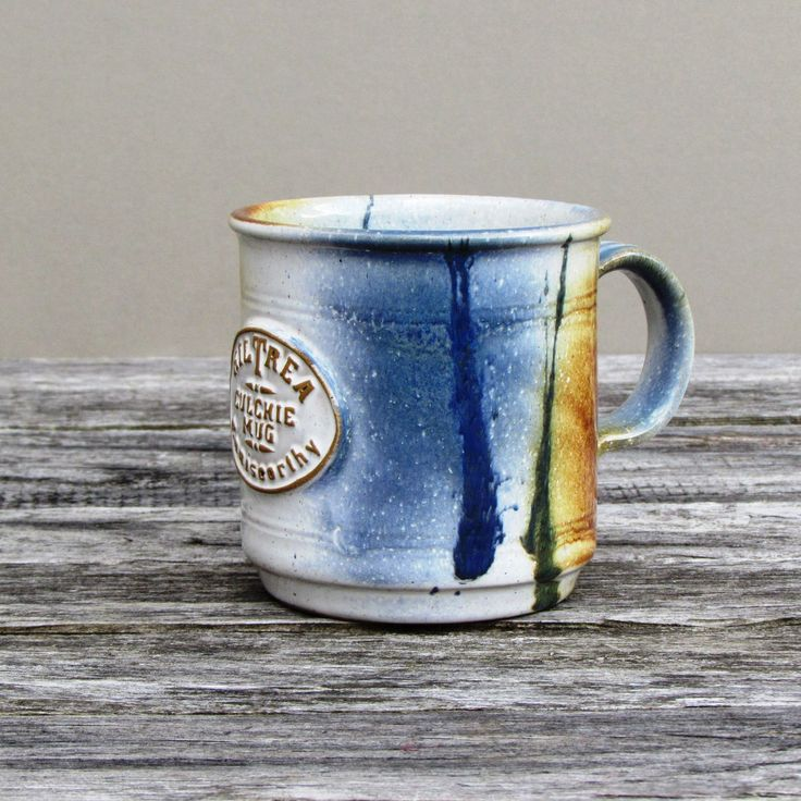 "Irish Pottery Tea and Coffee ""Culchie Mug"""