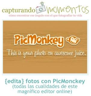 dale una pincelada   a tus fotos con PicMonckey