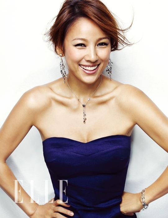 Hyolee, South Korean celebrity, singer, entertainer, environmental activist, dog lover