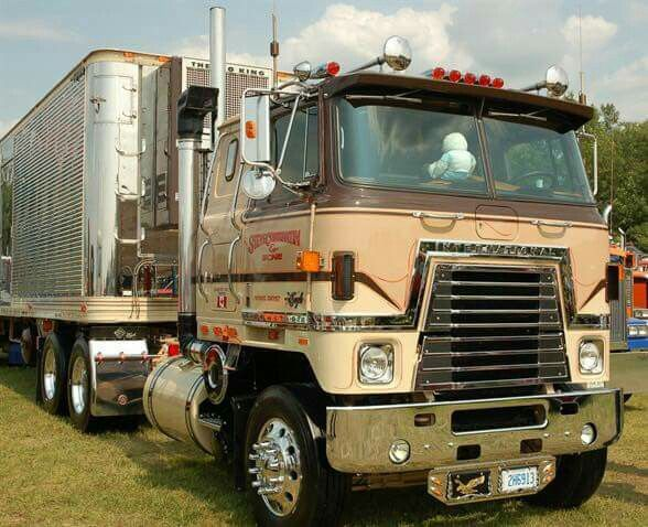 41 Best Transtar Images On Pinterest Classic Trucks