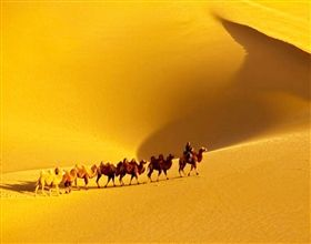 8-Day Silk Road Express Train Tour: Xi'an-Zhangye-Dunhuang-Turpan-Urumqi