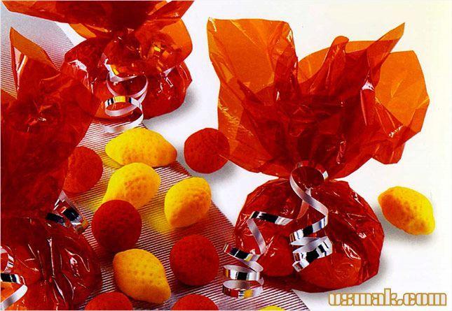 Рецепт Апельсиновые и лимонные конфеты фото