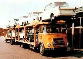 Daf cartransport 9 x daf 33