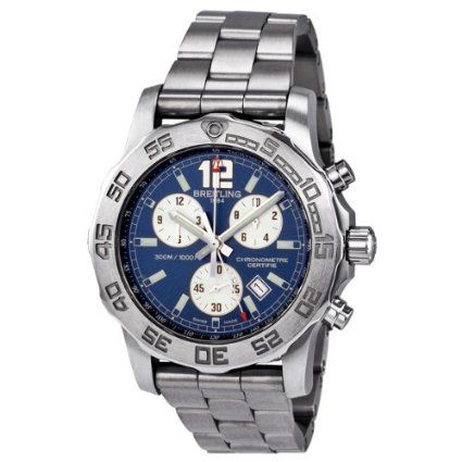 Breitling Colt Chronograph II Mens Watch A7338710-C848SS: Watches: Amazon.com