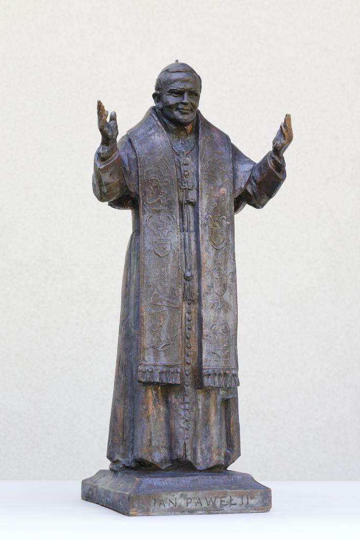 Jan Paweł II - autor prof. Marian Konieczny