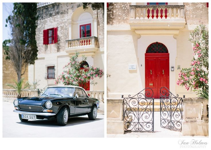 We recently went over to Malta to shoot a wedding and had a a couple of days to explore the island.
