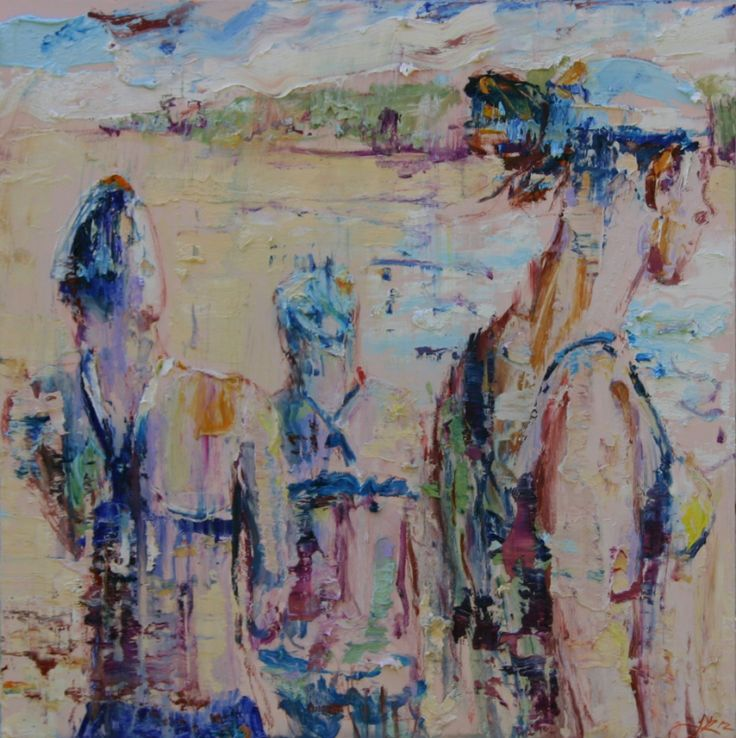 Burleigh, 60cm x 60cm, For more information please contact REDSEA Gallery on (07) 3162 2230 © Joseph Rolella