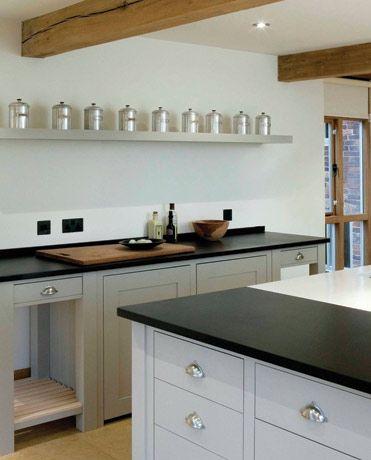 Colours - dark top, pale counters? Plain English. Derbyshire 4