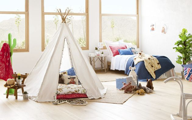 ChicDecó | Indians and Cowboys kids room, by Zara Home