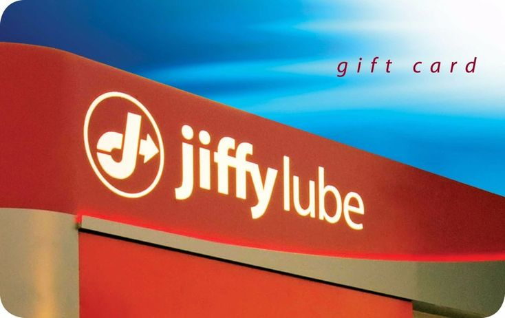 Jiffy Lube Pre-Owned Gift Card $100 - 15% OFF - Mail Delivery - Paper or Plastic #JiffyLube