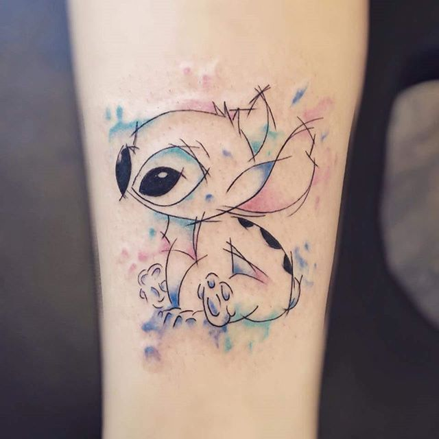 STITCH OMFG // Tattoo