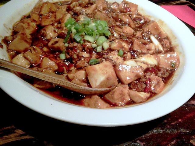 Mapo Tofu from Chili Fagara @ Central