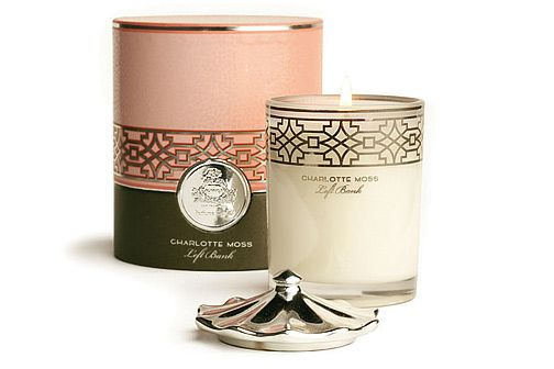 Charlotte Moss Left Bank Perfume Candle