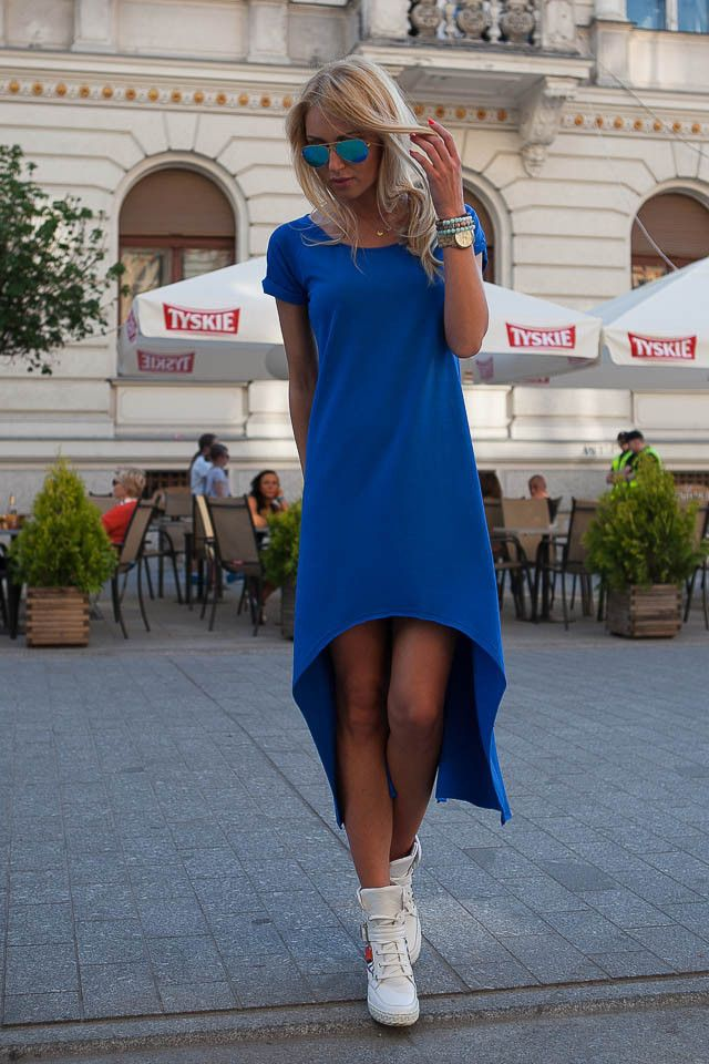 Sukienka chabrowa http://fasardi.com/product-pol-10036-Sukienka.html