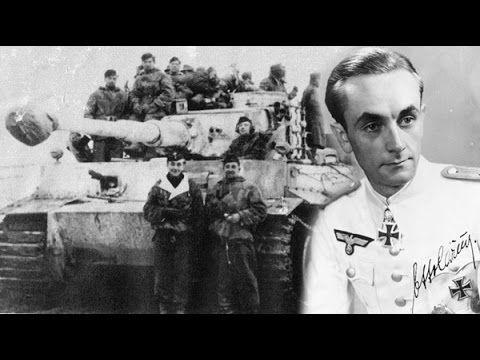 A Tribute To Otto Carius - YouTube
