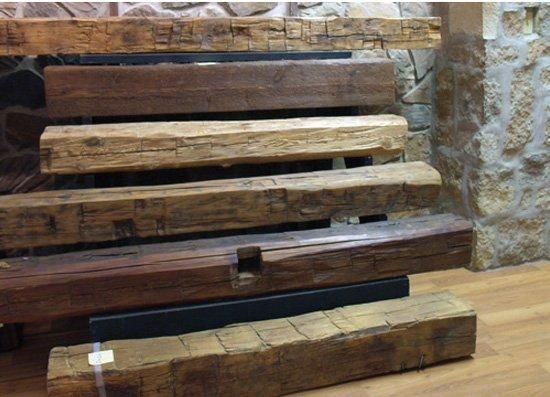 Top 25 best Reclaimed wood mantel ideas on Pinterest Fireplace