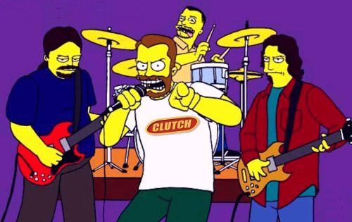 Metal Band Clutch   clutch the band   Tumblr