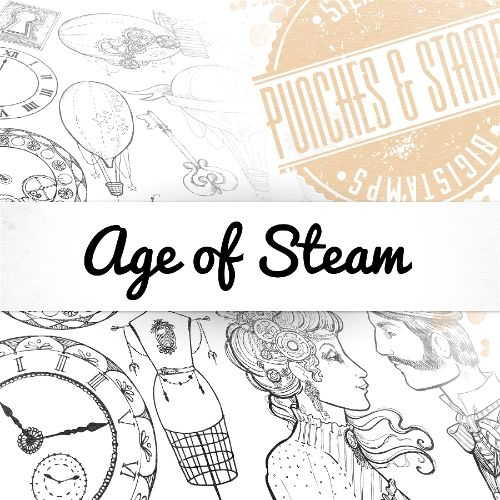 Age of Steam By Serif