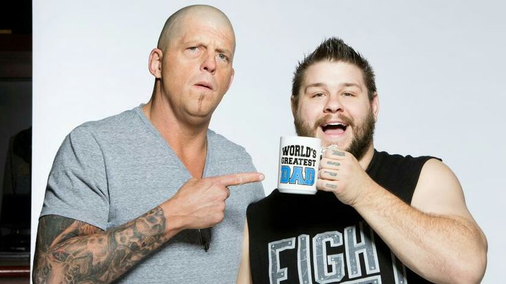 Goldust and Owens.