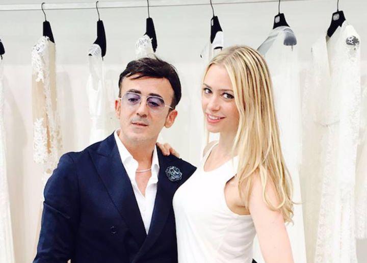 Il matrimonio di Martina Stella