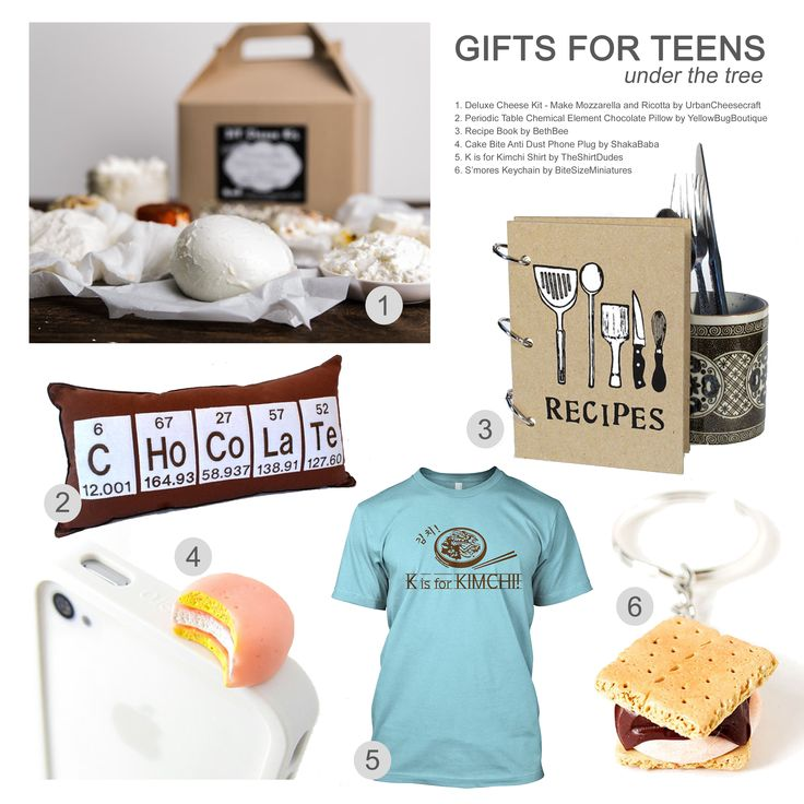 Gifts For Teens Are 22