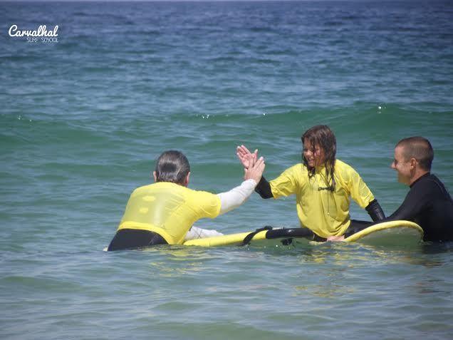 Carvalhal Surf Camp, Comporta Portugal