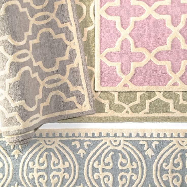 Wollteppiche in zarten Pastellfarben - Entdecke jetzt unsere Kollektion Windsor!