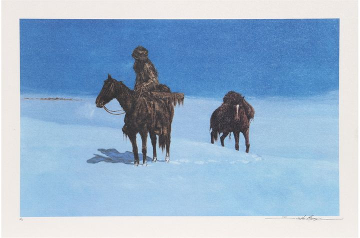 RoGallery Last Look by Dan Bodelson (Lithograph)