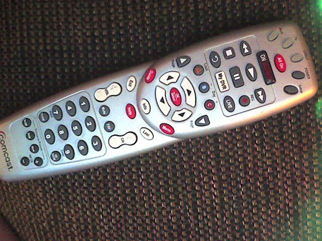 How To Program Your Comcast Remote Comcast Xfinity Remote Media Center Pc