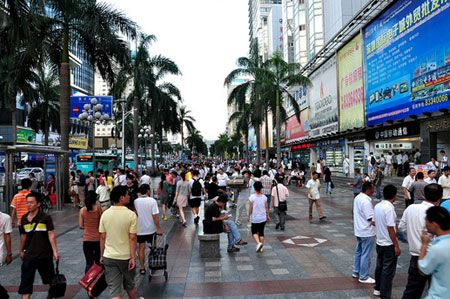 Shenzhen City Guide - Your Guide to Expat Life | eChinacities.com