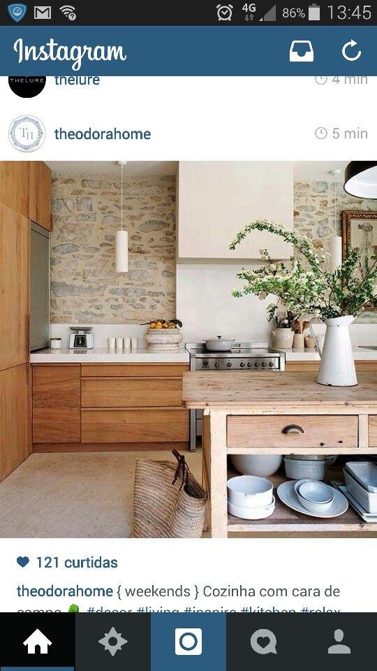 30 besten kitchens Bilder auf Pinterest | Küchen ideen, Rund ums ...