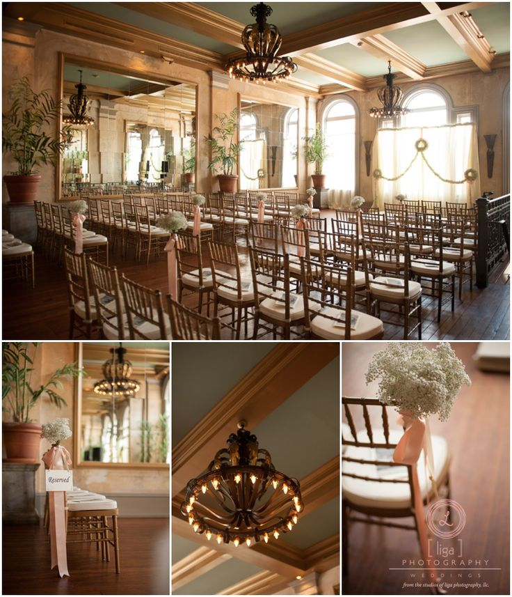 Garibaldi S Ballroom Is A Stunning Venue For Wedding In The Heart Of Savannah Historic District Photo By Liga Photography