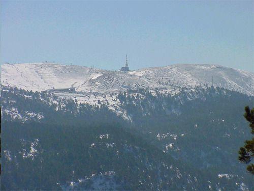 Javalambre (Teruel)  2020 m.