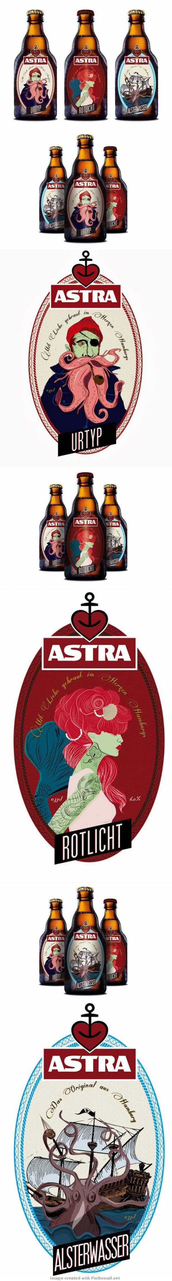 Astra Beer (Concept)