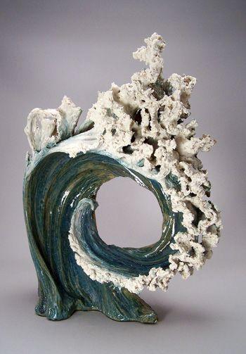 Escultura de Denuse Romeki