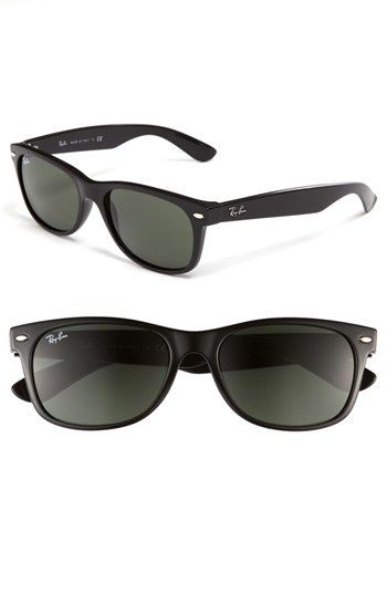 Ray-Ban 'New Wayfarer' 55mm Sunglasses (Save Now through 12/9) | Nordstrom