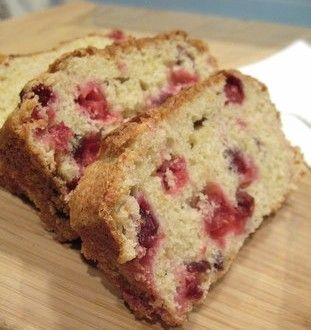 I bake this orange cranberry bread every year and give it out as presents to my neighbors. They love it.