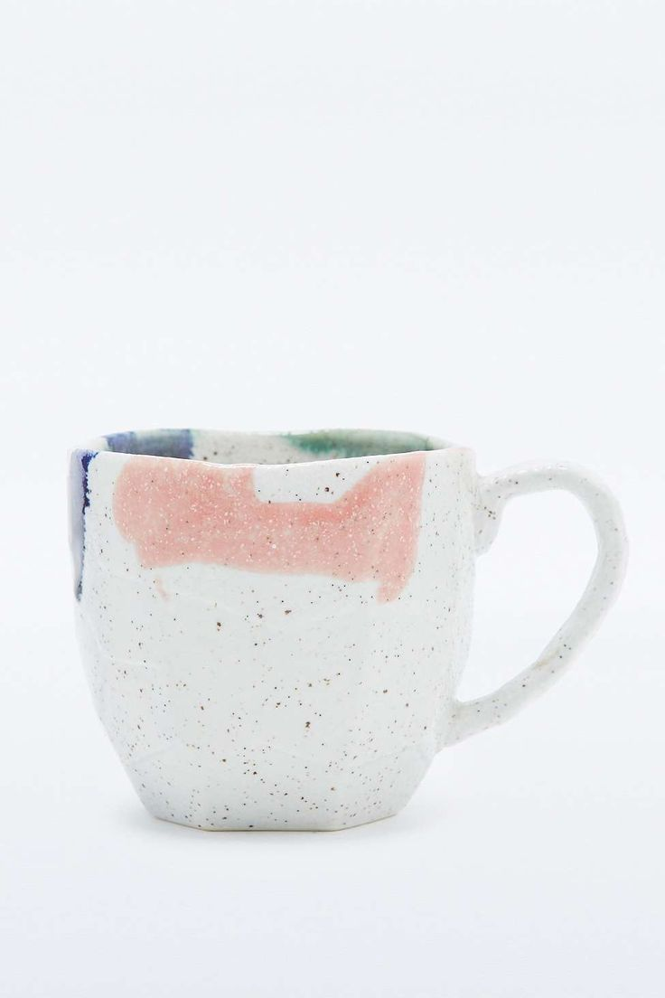 Boulder Pink Kosui Mug