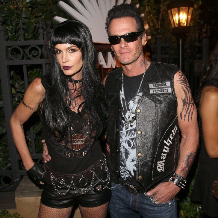 Pin for Later: Rande Gerber and Cindy Crawford Host the Ultimate Star-Studded Halloween Bash
