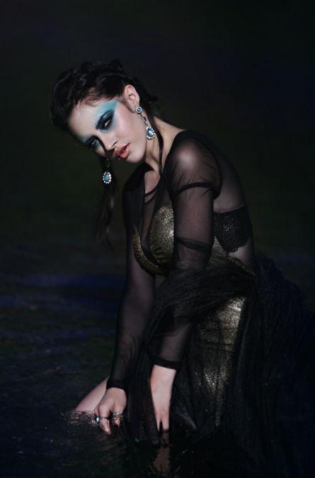 Starlie Cheyenne by Camilla Binks