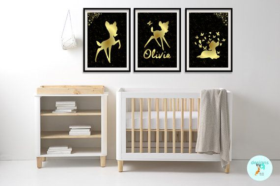 SALE  //  Normally 31.95  ENDS 30th November  //  Bambi Deer by DesignsByDjKidsArt