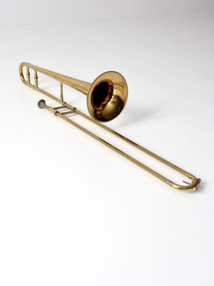 King Cleveland trombone circa 1960s